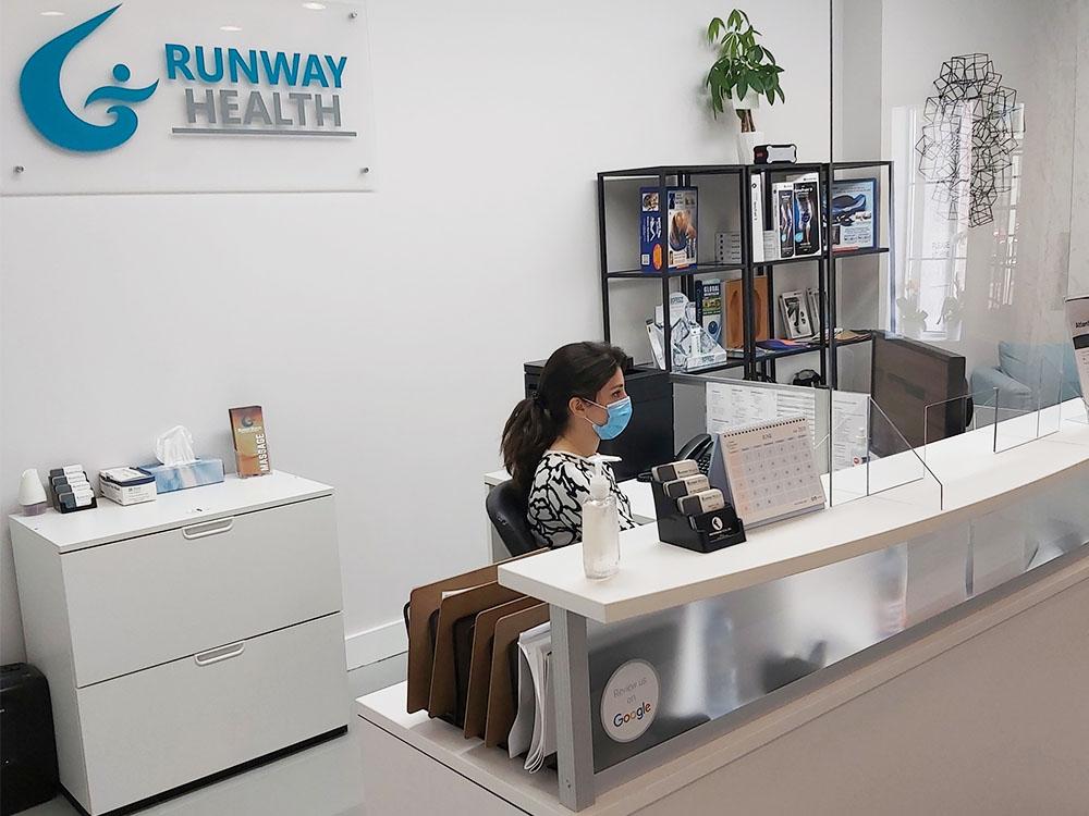Runway Health Front desk